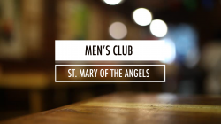 Men's Club @ The NEW St. Clare Hall